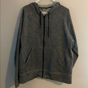 Adidas zipper sweatshirt climawear